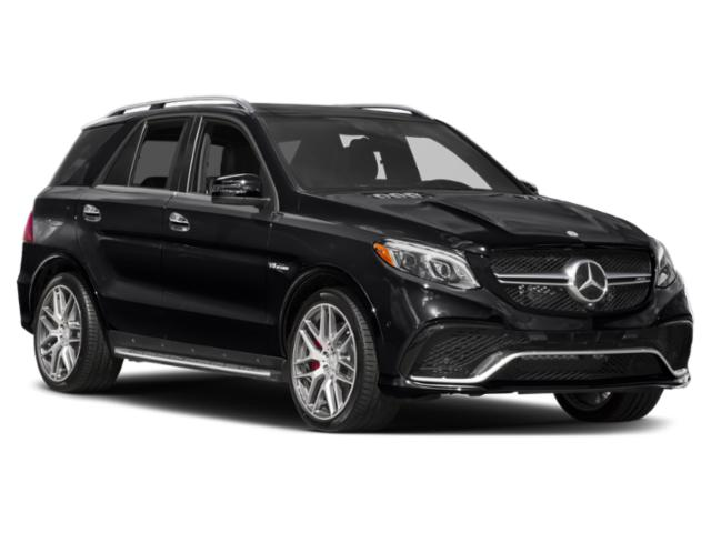 2018 Mercedes-Benz GLE Pictures GLE Utility 4D GLE63 AMG AWD V8 photos side front view