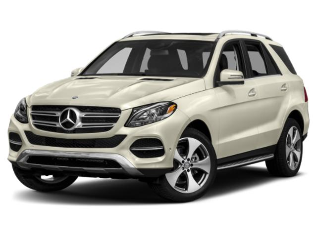 2018 Mercedes-Benz GLE Base Price GLE 350 4MATIC SUV Pricing