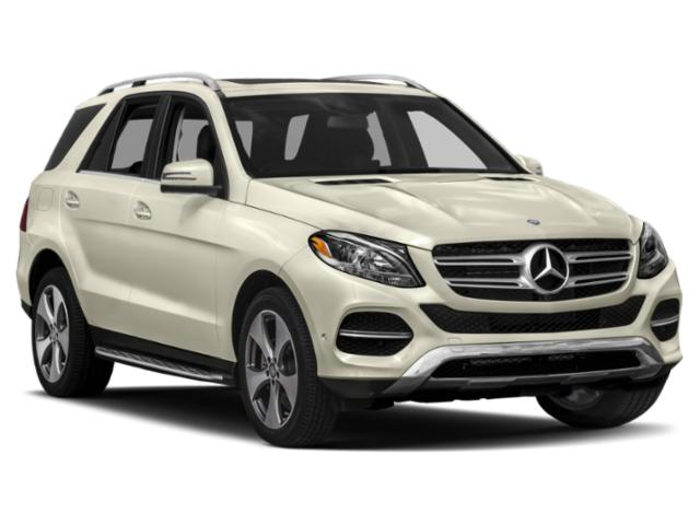 2018 Mercedes-Benz GLE Pictures GLE Utility 4D GLE350 2WD V6 photos side front view