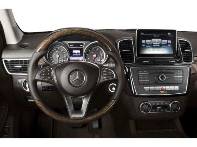 2018 Mercedes-Benz GLE Base Price GLE 350 4MATIC SUV Pricing driver's dashboard