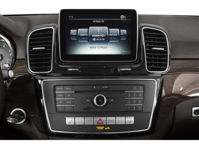 2018 Mercedes-Benz GLE Base Price GLE 350 4MATIC SUV Pricing stereo system