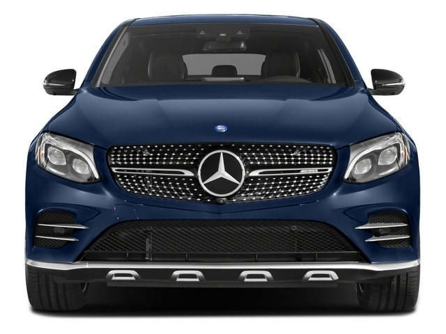 2018 Mercedes-Benz GLC Base Price AMG GLC 43 4MATIC Coupe Pricing front view