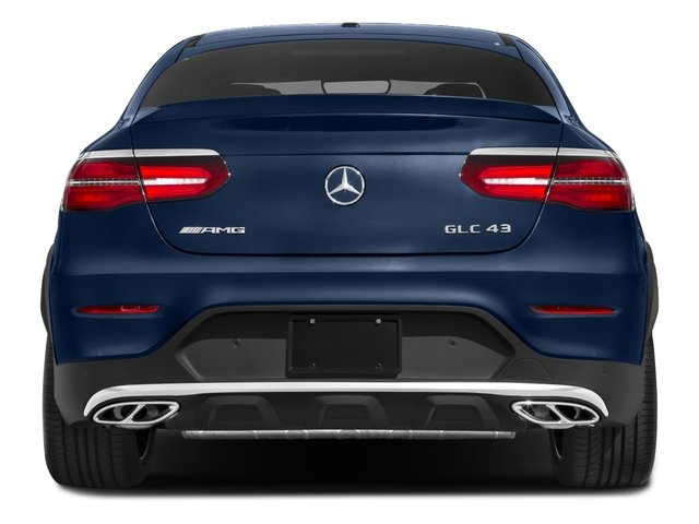 2018 Mercedes-Benz GLC Base Price AMG GLC 43 4MATIC Coupe Pricing rear view