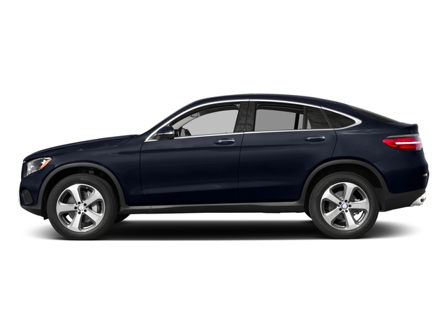 2018 Mercedes-Benz GLC Prices and Values Util 4D GLC300 Sport Coupe AWD I4 side view