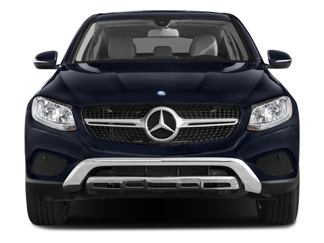 2018 Mercedes-Benz GLC Prices and Values Util 4D GLC300 Sport Coupe AWD I4 front view
