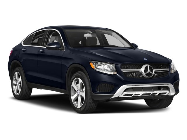 2018 Mercedes-Benz GLC Pictures GLC Util 4D GLC300 Sport Coupe AWD I4 photos side front view