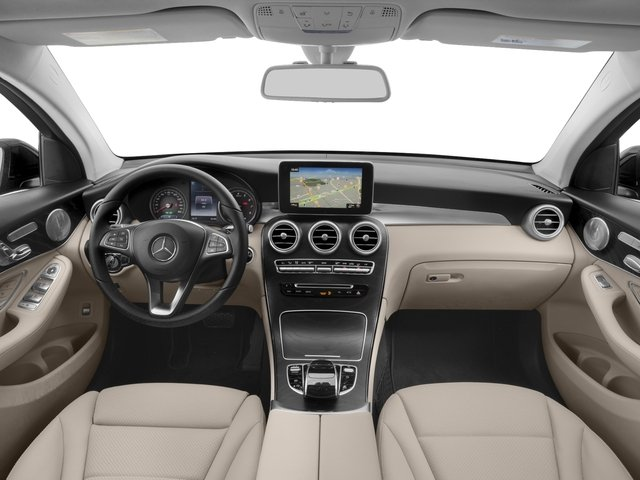 2018 Mercedes-Benz GLC Prices and Values Util 4D GLC300 Sport Coupe AWD I4 full dashboard