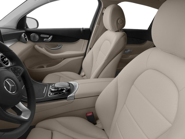 2018 Mercedes-Benz GLC Prices and Values Util 4D GLC300 Sport Coupe AWD I4 front seat interior