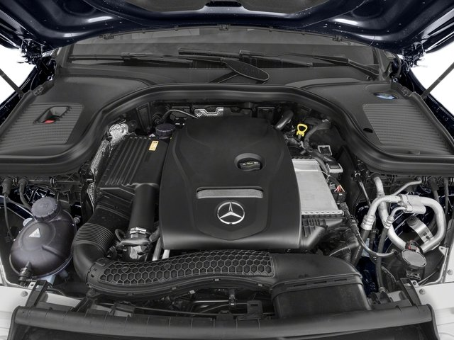 2018 Mercedes-Benz GLC Prices and Values Util 4D GLC300 Sport Coupe AWD I4 engine