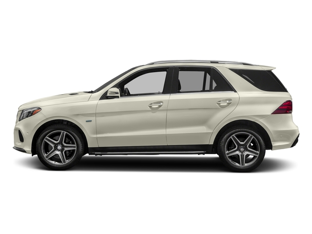 2018 Mercedes-Benz GLE Base Price GLE 550e 4MATIC SUV Pricing side view