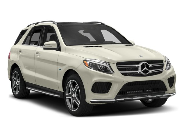 2018 Mercedes-Benz GLE Prices and Values Utility 4D GLE550 Plug-In AWD V6 side front view