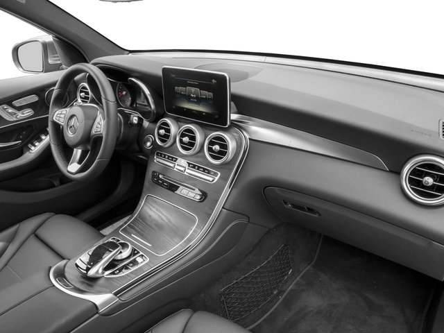 2018 Mercedes-Benz GLC Base Price GLC 350e 4MATIC SUV Pricing passenger's dashboard