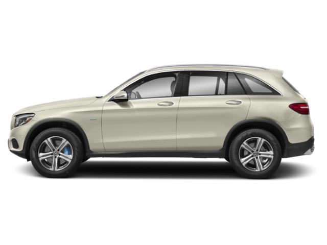 2018 Mercedes-Benz GLC Base Price GLC 350e 4MATIC SUV Pricing side view