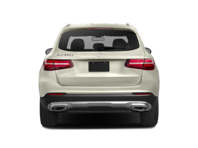 2018 Mercedes-Benz GLC Base Price GLC 350e 4MATIC SUV Pricing rear view