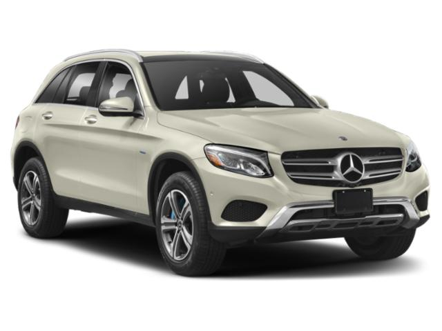 2018 Mercedes-Benz GLC Prices and Values Utility 4D GLC350e AWD side front view