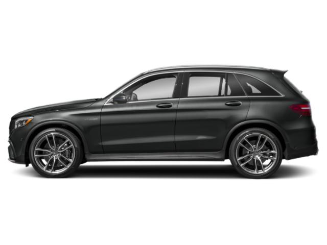 2018 Mercedes-Benz GLC Pictures GLC AMG GLC 63 4MATIC SUV photos side view