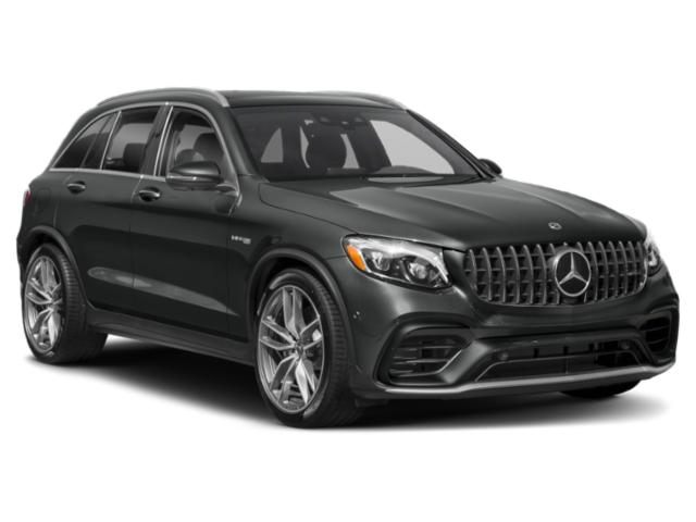 2018 Mercedes-Benz GLC Pictures GLC Utility 4D GLC63 AMG AWD photos side front view