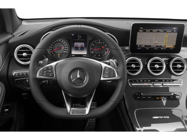 2018 Mercedes-Benz GLC Pictures GLC AMG GLC 63 4MATIC SUV photos driver's dashboard
