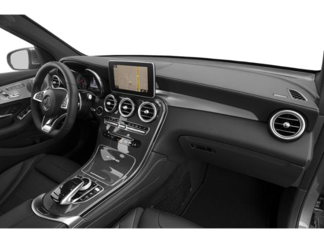 2018 Mercedes-Benz GLC Base Price AMG GLC 63 4MATIC SUV Pricing passenger's dashboard