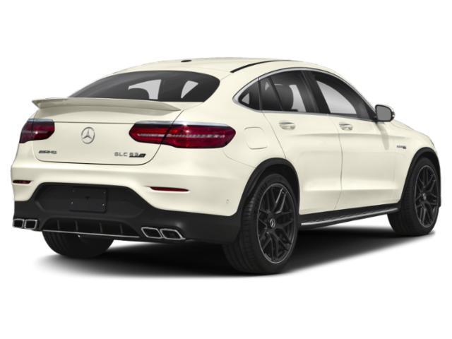 2018 Mercedes-Benz GLC Base Price AMG GLC 63 S 4MATIC Coupe Pricing side rear view