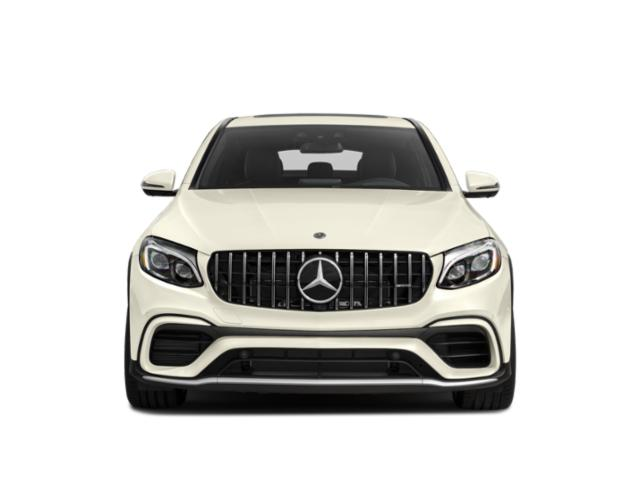 2018 Mercedes-Benz GLC Base Price AMG GLC 63 S 4MATIC Coupe Pricing front view