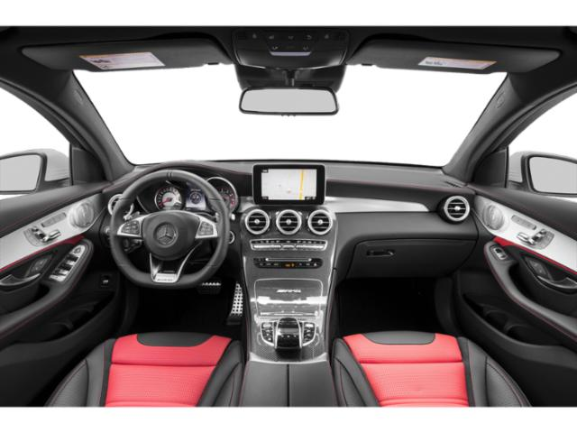 2018 Mercedes-Benz GLC Base Price AMG GLC 63 S 4MATIC Coupe Pricing full dashboard