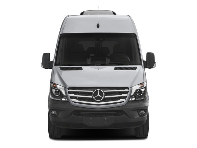 2018 Mercedes-Benz Sprinter Passenger Van Base Price 2500 High Roof V6 170 RWD Pricing front view
