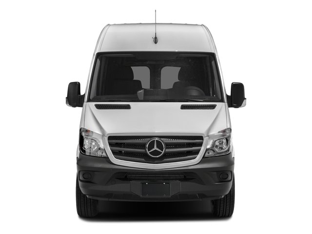 2018 Mercedes-Benz Sprinter Crew Van Base Price 2500 Standard Roof V6 144 4WD Pricing front view