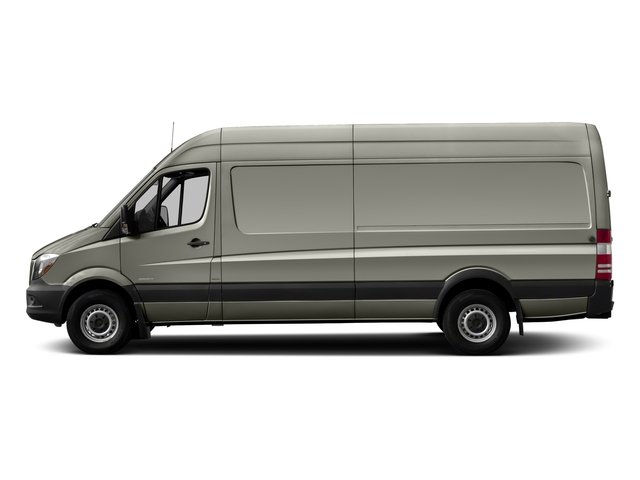 2018 Mercedes-Benz Sprinter Cargo Van Base Price 3500 High Roof V6 170 RWD Pricing side view