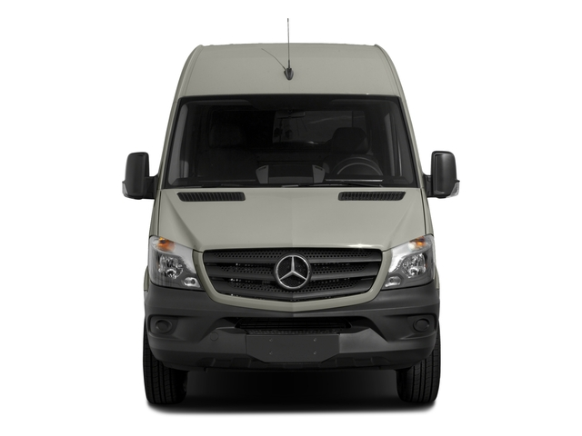 2018 Mercedes-Benz Sprinter Cargo Van Base Price 3500 High Roof V6 170 RWD Pricing front view