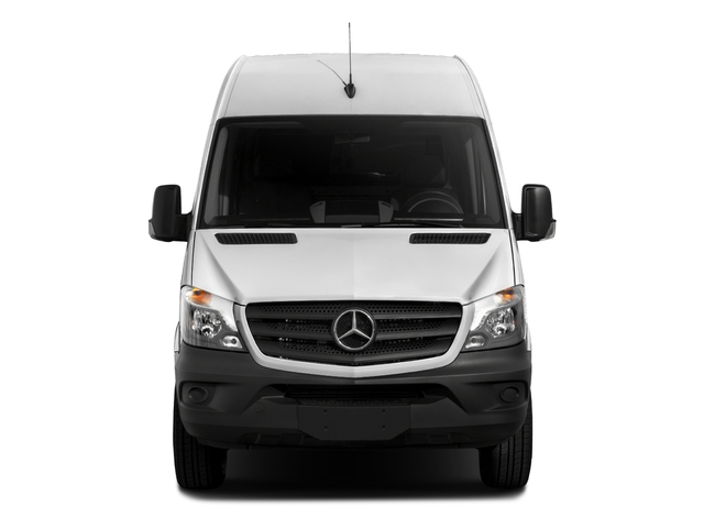 2018 Mercedes-Benz Sprinter Cargo Van Base Price 2500 High Roof V6 170 Extended RWD Pricing front view
