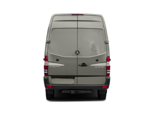 2018 Mercedes-Benz Sprinter Cargo Van Base Price 2500 High Roof V6 170 4WD Pricing rear view