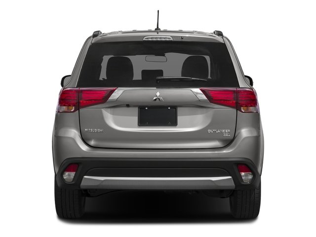 New 2018 Mitsubishi Outlander SEL FWD MSRP Prices - NADAguides