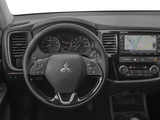 Mitsubishi Outlander Crossover 2018 Utility 4D SEL Touring AWD I4 - Фото 4