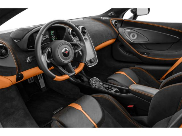 2018 McLaren 570S Pictures 570S Coupe photos full dashboard