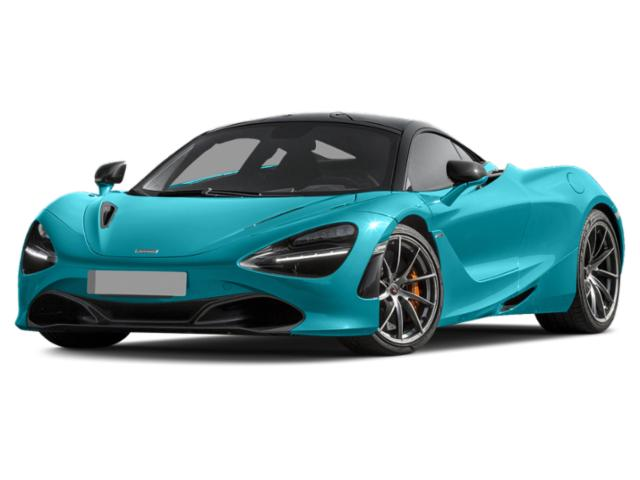 2018 McLaren 720S Pictures 720S Luxury Coupe photos side front view