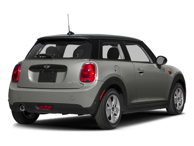 2018 MINI Hardtop 2 Door Base Price Oxford Edition FWD Pricing side rear view