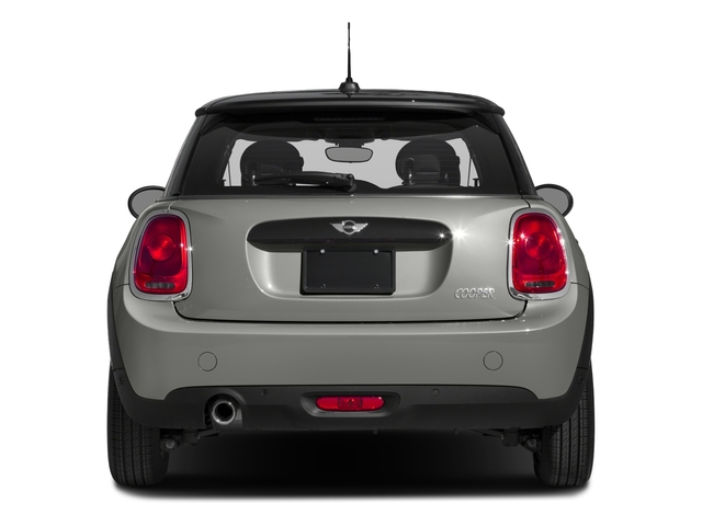 2018 MINI Hardtop 2 Door Base Price Oxford Edition FWD Pricing rear view