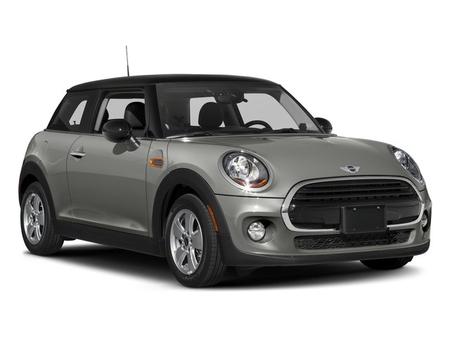 2018 MINI Hardtop 2 Door Base Price Oxford Edition FWD Pricing side front view