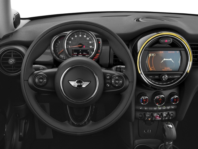 2018 MINI Hardtop 2 Door Base Price Oxford Edition FWD Pricing driver's dashboard
