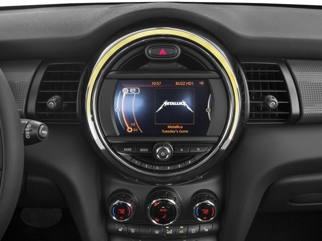 2018 MINI Hardtop 2 Door Base Price Oxford Edition FWD Pricing stereo system