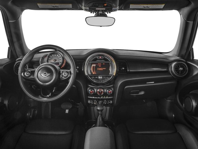 2018 MINI Hardtop 2 Door Base Price Cooper S FWD Pricing full dashboard