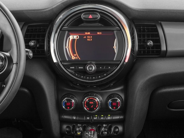 2018 MINI Hardtop 4 Door Prices and Values Wagon 4D I3 Turbo stereo system