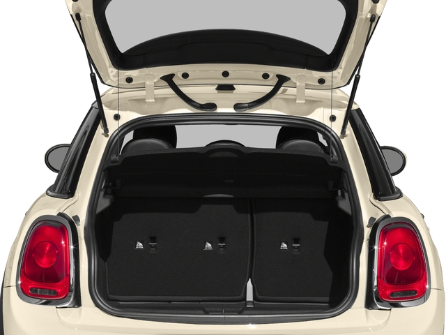 2018 MINI Hardtop 4 Door Prices and Values Wagon 4D I3 Turbo open trunk