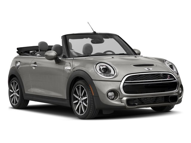 2018 MINI Convertible Base Price Cooper S FWD Pricing side front view