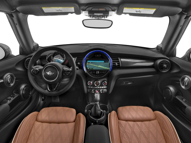 2018 MINI Convertible Pictures Convertible Cooper S FWD photos full dashboard