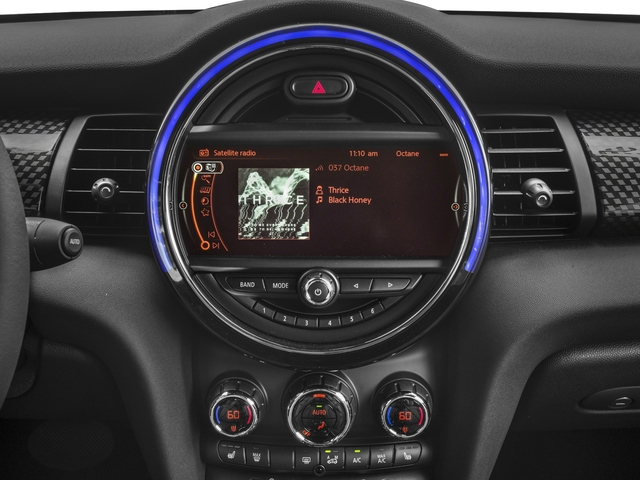 2018 MINI Convertible Base Price Cooper S FWD Pricing stereo system