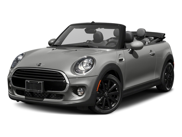 2018 MINI Convertible Pictures Convertible Cooper FWD photos side front view
