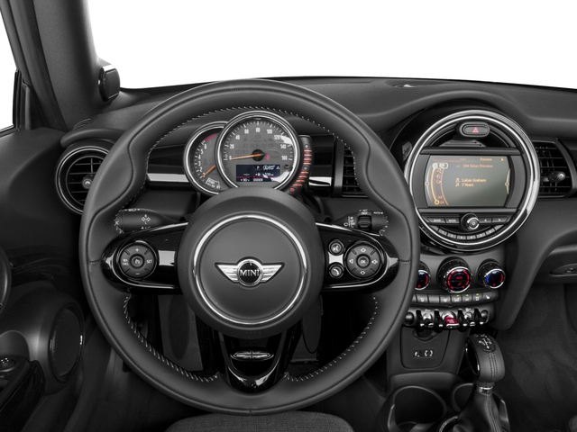 2018 MINI Convertible Pictures Convertible Cooper FWD photos driver's dashboard