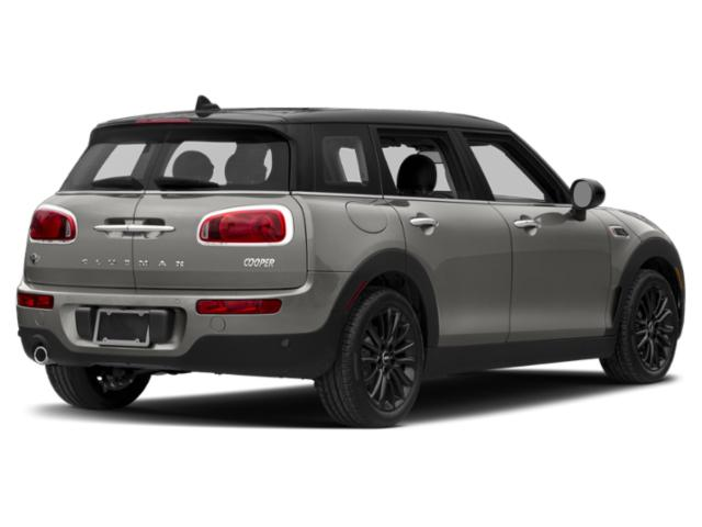 2018 MINI Clubman Base Price John Cooper Works ALL4 Pricing side rear view